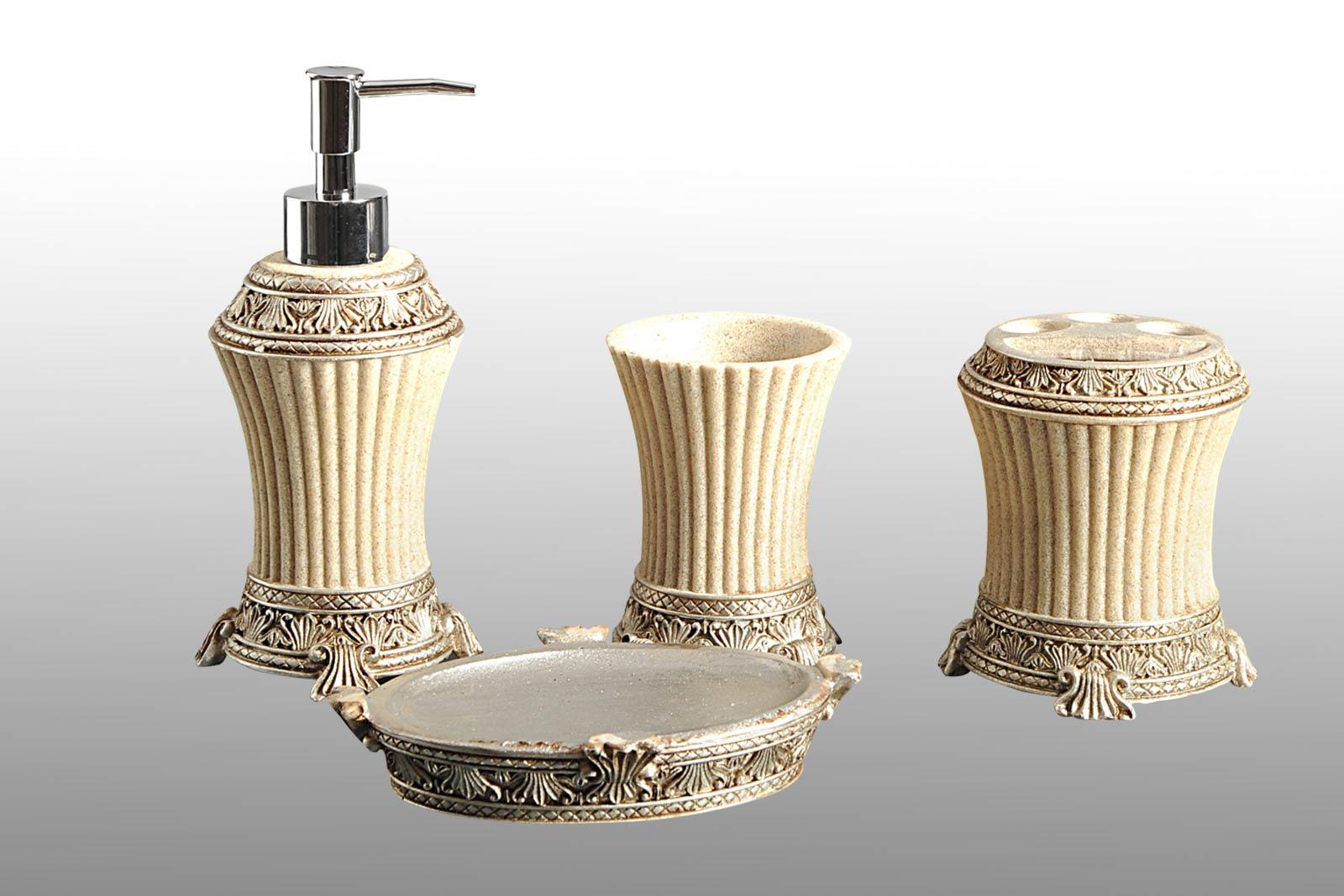 Antique Bath Accessories