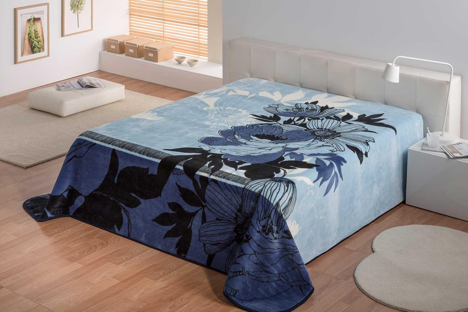 Blue Color Blanket