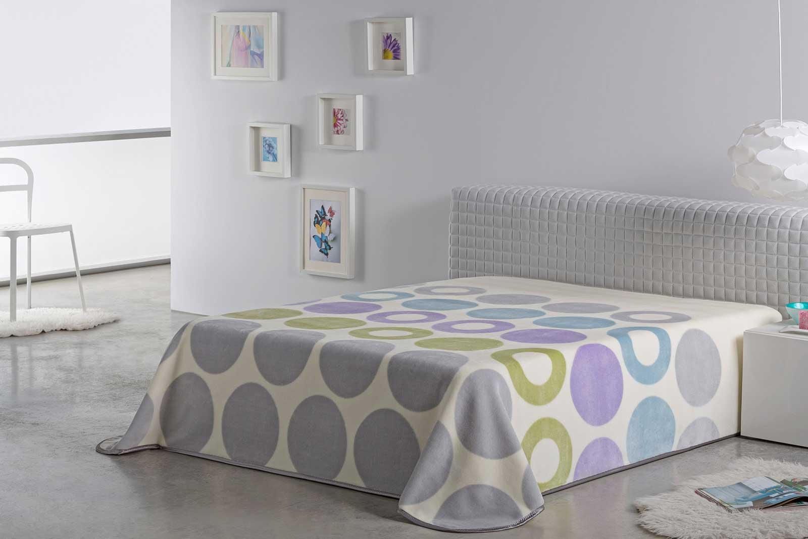 Circle Design Blanket