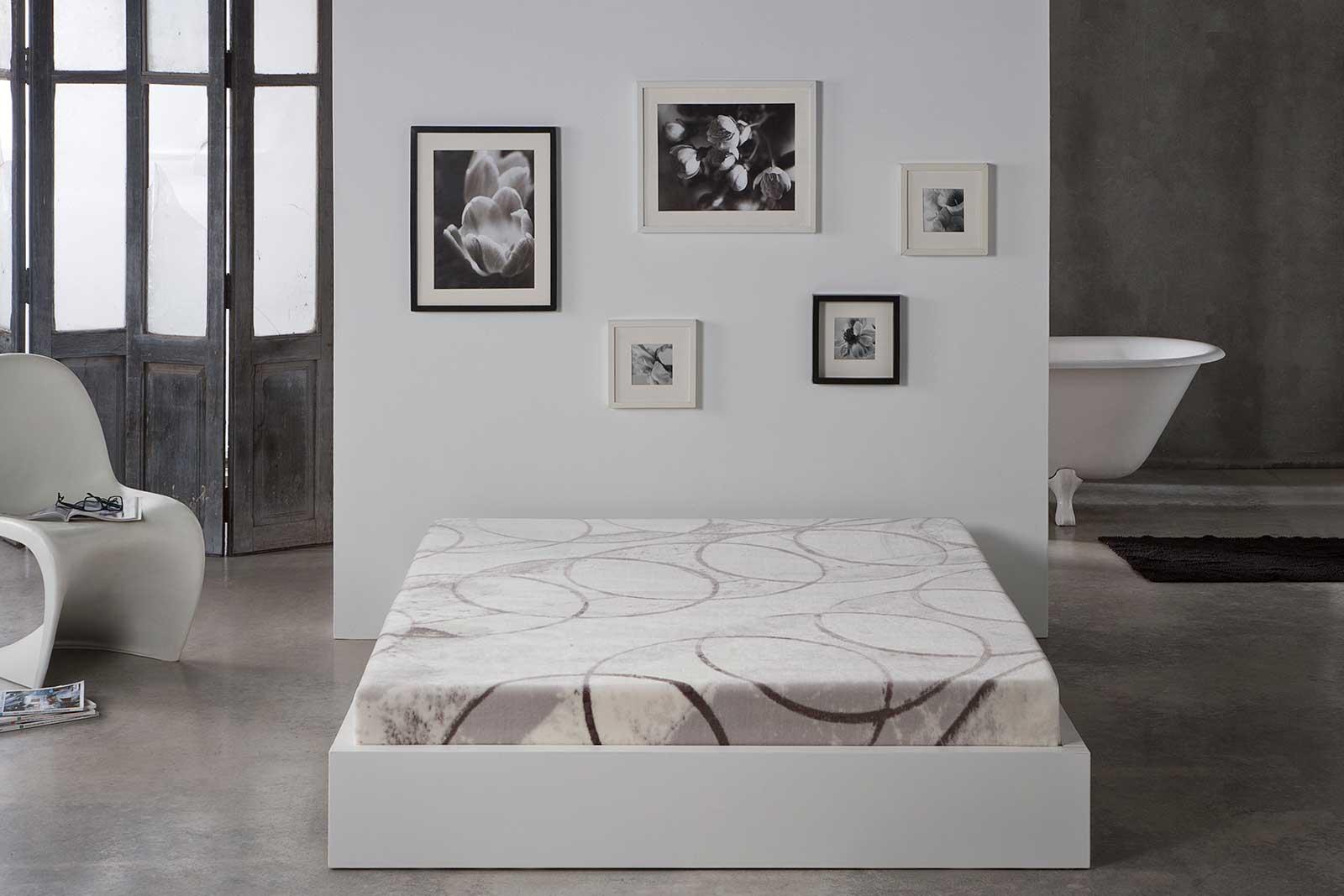 Designer Circle Blanket