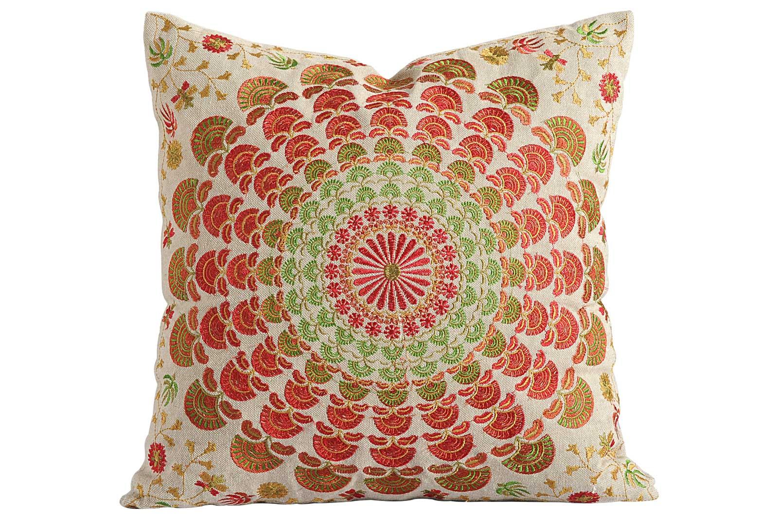 Ethnic Cushion
