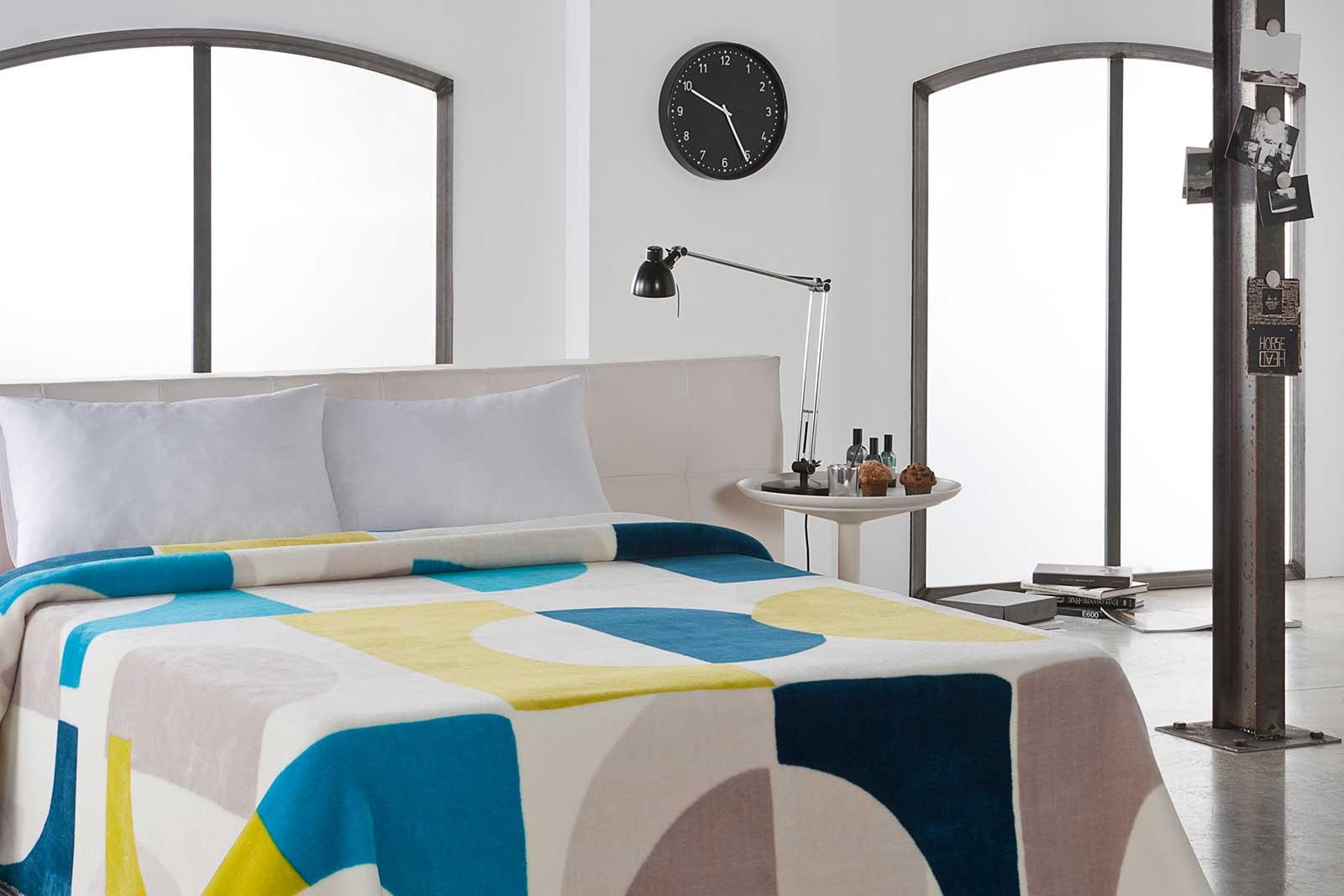Geometrical Design Blanket