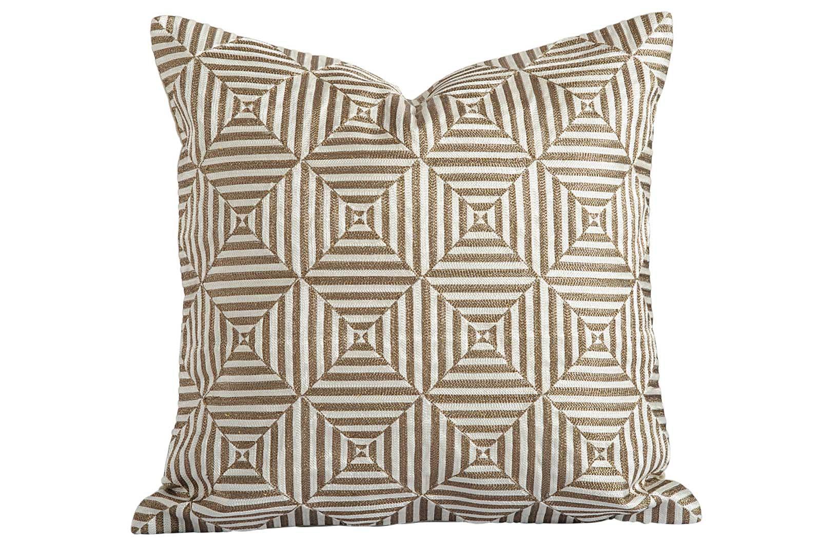 Multistripe Cushion