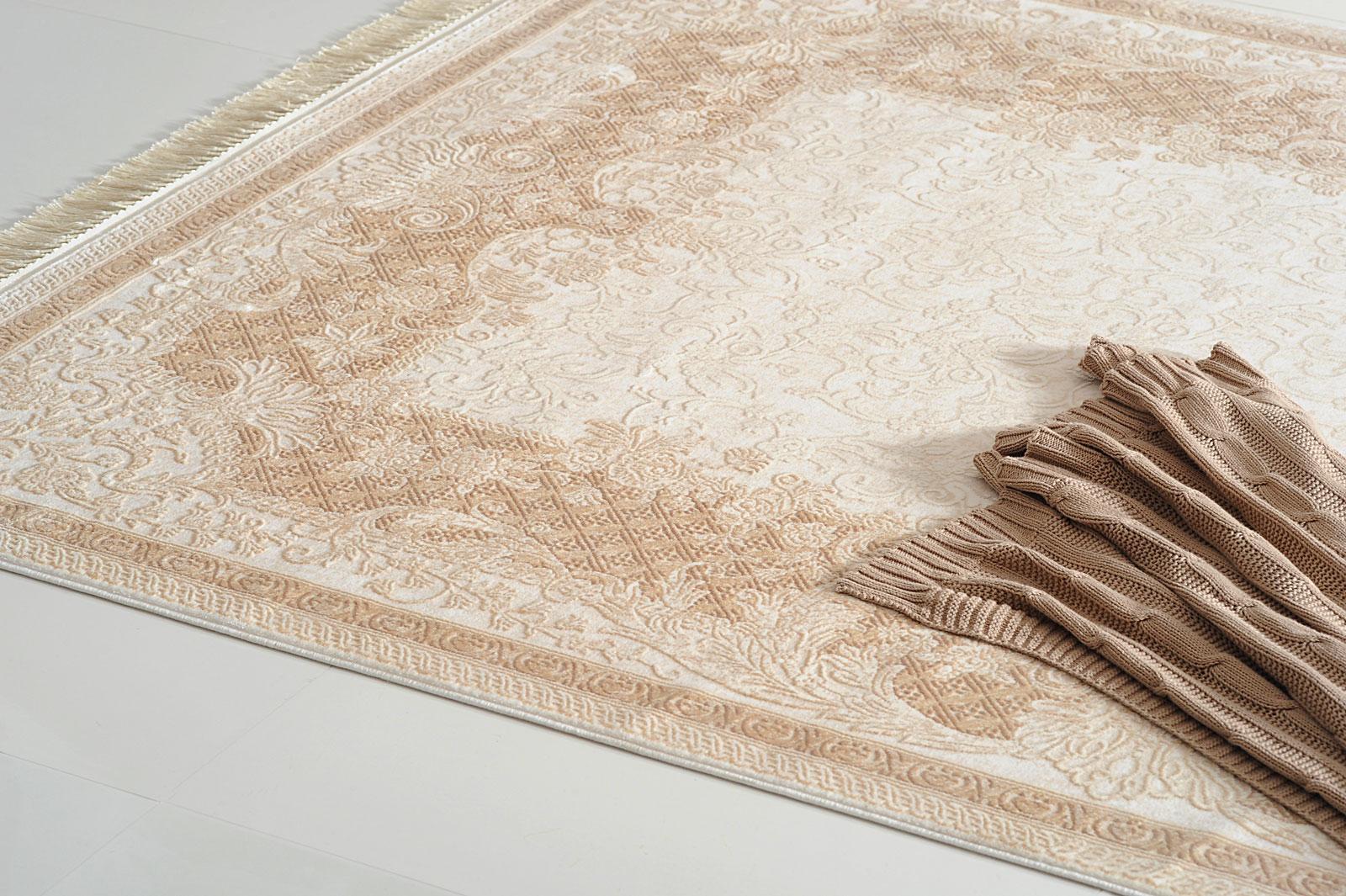 Beige Color Carpet