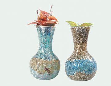 mosaic vase-3