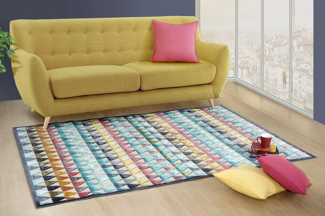 Buy multi-color-carpet