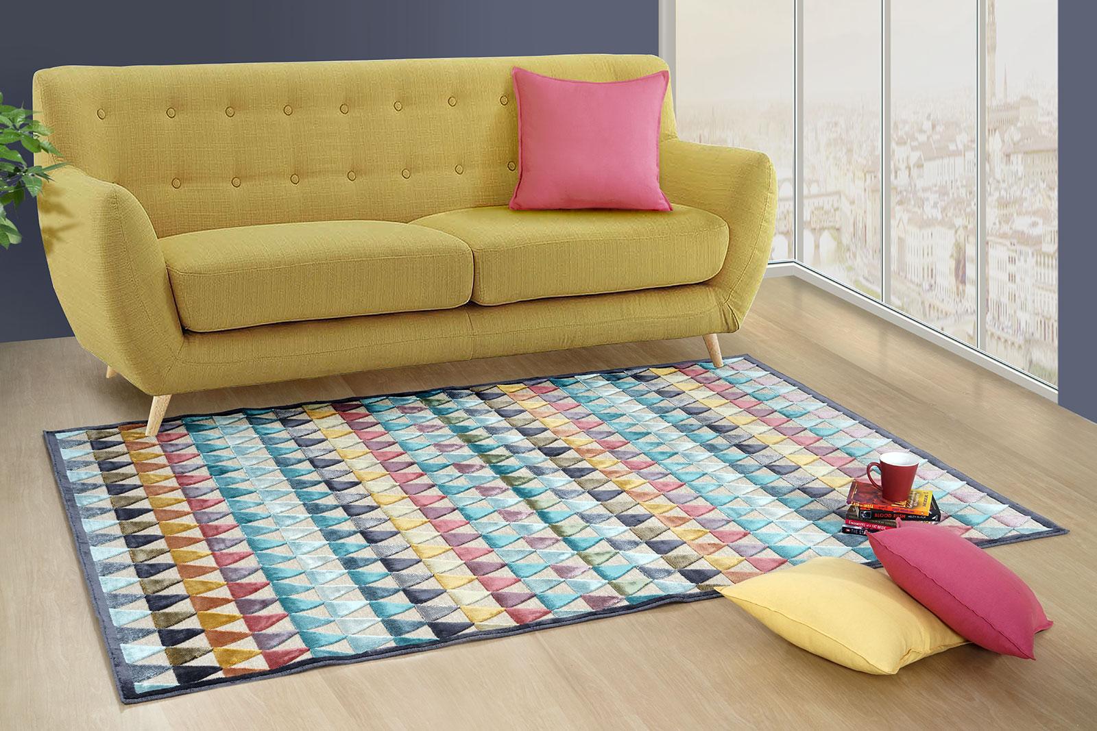 Multi color royal carpet